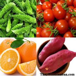 Chế độ ăn cho bệnh dị ứng mề đay